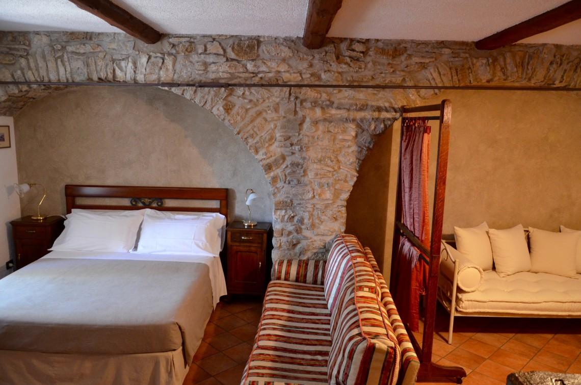 Le camere del b b casale di sambuceto country house for Piscina sambuceto